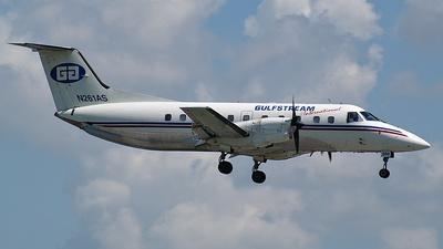 N261AS - Embraer EMB-120ER Brasília - Gulfstream International Airlines