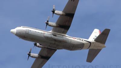 FAP382 - Lockheed L-100-20 Hercules - Perú - Air Force