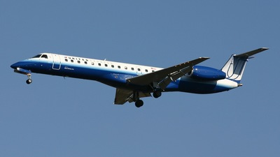 N851MJ - Embraer ERJ-145LR - United Express (Mesa Airlines)