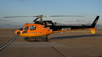 N3819 - Aérospatiale AS 350B2 Ecureuil - Native American Air Ambulance