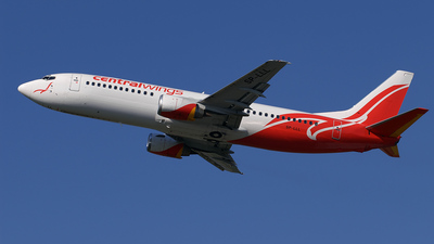 SP-LLL - Boeing 737-4Q8 - Centralwings