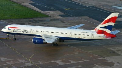 G-BPEE - Boeing 757-236 - British Airways