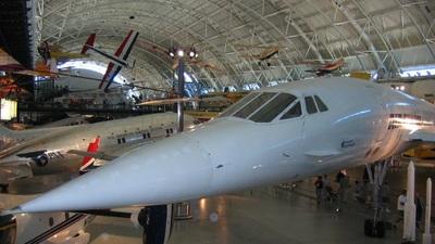 F-BVFA - Aérospatiale/British Aircraft Corporation Concorde - Air France