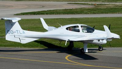 OO-TLA - Diamond DA-42 Twin Star - Ostend Air College