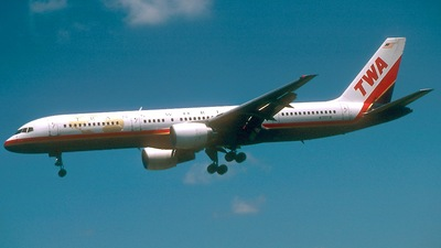 N713TW - Boeing 757-2Q8 - Trans World Airlines (TWA)
