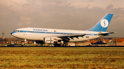 OO-SCA - Airbus A310-222 - Sabena