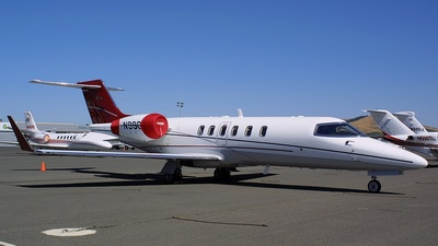 A picture of N99GK - Learjet 40 - [452008] - © Andrew McMenamin