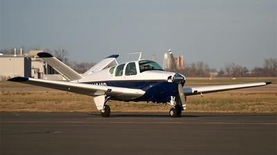 N4648D - Beechcraft G35 Bonanza - Private