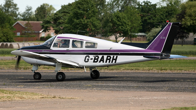 G-BARH - Beechcraft C23 Sundowner - Private