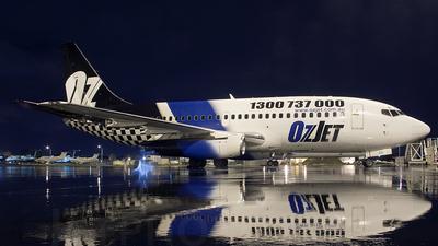 VH-OZU - Boeing 737-229(Adv) - OzJet
