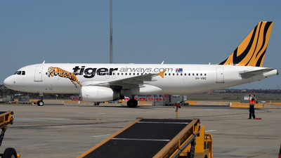 VH-VNG - Airbus A320-232 - Tiger Airways
