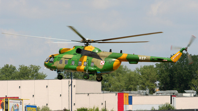 Mil Mi-8 Hip - Poland - Air Force