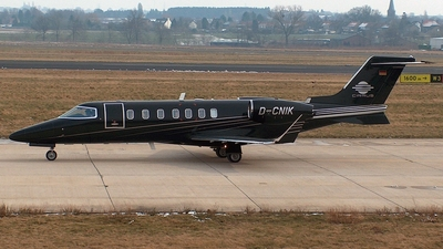 D-CNIK - Bombardier Learjet 40 - Cirrus Aviation