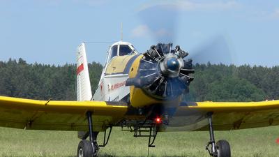 SP-FOM - PZL-Mielec M-18B Dromader - Aerogryf