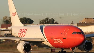 EC-HVZ - Airbus A300B4-203(F) - TNT Airways (Pan Air Líneas Aéreas)