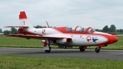 2011 - PZL-Mielec TS-11 Iskra - Poland - Air Force
