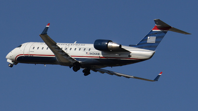 N426AW - Bombardier CRJ-200ER - US Airways Express (Air Wisconsin)