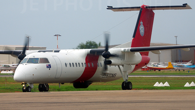 VH-ZZG - Bombardier Dash 8-Q315 - Australia - Customs