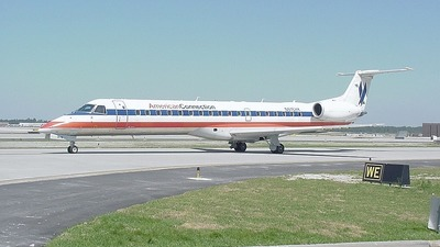 N816HK - Embraer ERJ-145LR - American Connection (Trans States Airlines)