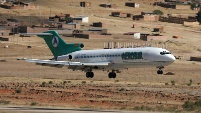 CP-2424 - Boeing 727-264(Adv) - AeroSur