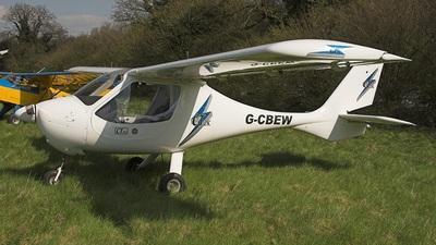 A picture of GCBEW - Flight Design CT2K - [7868] - © Paul Chandler