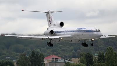 RA-85602 - Tupolev Tu-154B-2 - Orenair