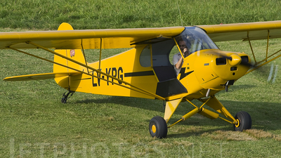 LV-YPG - Piper PA-11-90 Cub Special - Private