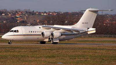 A6-RJE - British Aerospace Avro RJ85 - Royal Jet