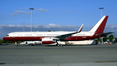 N770BB - Boeing 757-2J4(ER) - Private