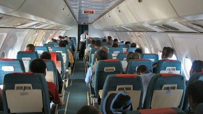 P2-ANJ - Fokker F28-4000 Fellowship - Air Niugini