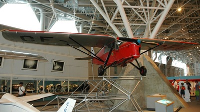 CF-PEI - De Havilland DH-80A Puss Moth - Private