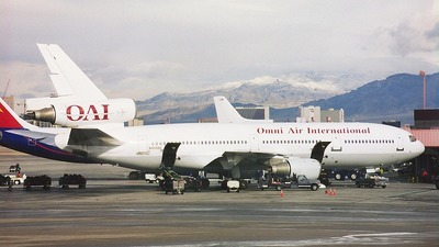 N450AX - McDonnell Douglas DC-10-10 - Omni Air International (OAI)