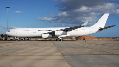 CS-TQM - Airbus A340-313X - HiFly