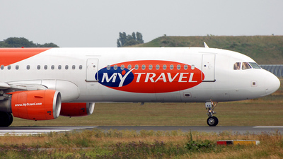 OY-VKB - Airbus A321-211 - MyTravel Airways AS