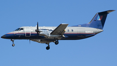 N295UX - Embraer EMB-120ER Brasília - United Express (SkyWest Airlines)