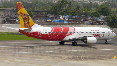 VT-AXA - Boeing 737-86Q - Air India Express