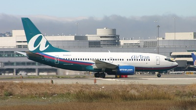 N149AT - Boeing 737-76N - airTran Airways