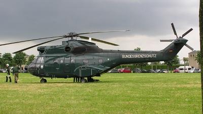 D-HAXG - Aérospatiale SA 330J Puma - Germany - Bundesgrenzschutz