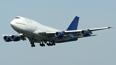 Boeing 747-341(SF) - Polar Air Cargo