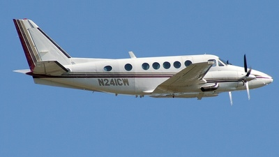 A picture of N241CW - Beech B100 King Air - [BE54] - © Paul Kanagie