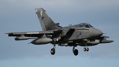 ZG707 - Panavia Tornado GR.4A - United Kingdom - Royal Air Force (RAF)