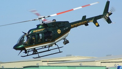 N108SD - Bell 407 - United States - Sonoma County Sheriff's Department