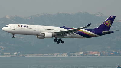 HS-TEE - Airbus A330-321 - Thai Airways International