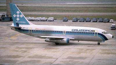 Boeing 737-2C3(Adv) - Cruzeiro