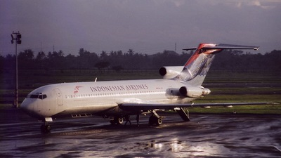 PK-IAF - Boeing 727-232(Adv) - Indonesian Airlines