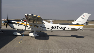 A picture of N331MS - Cessna 182T Skylane - [18282021] - © PannoniaSpotter