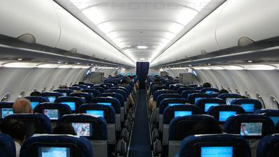 VT-PPD - Airbus A321-211 - Air India