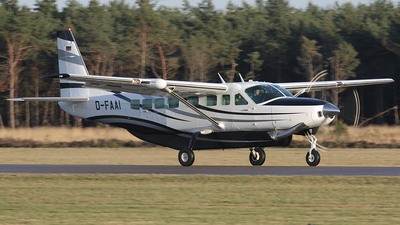 D-FAAI - Cessna 208B Grand Caravan - Air Alliance