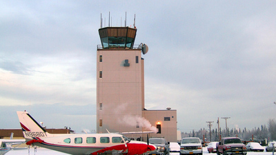 PAFA - Airport - Control Tower