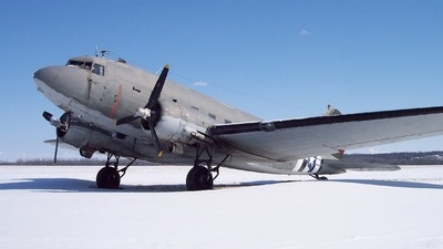 A picture of N54602 - Douglas DC3 - [4349819] - © Marty McGuire